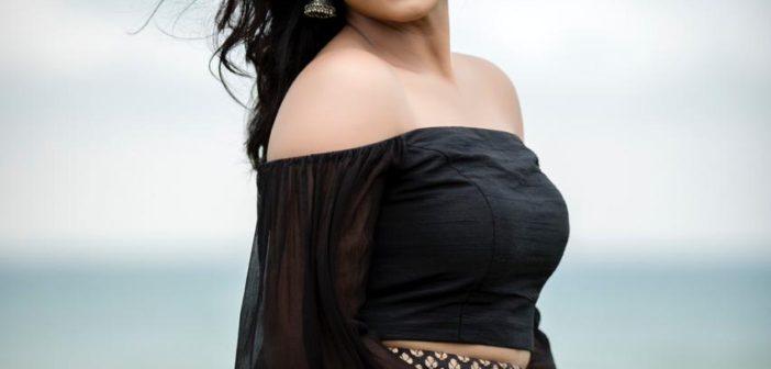 Actress Indhuja Latest Photo shoot Stills