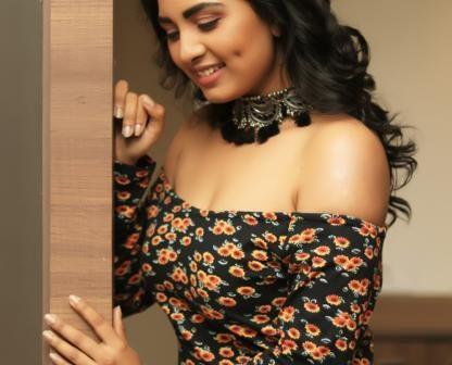 Srushti Dange Latest Stills!