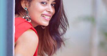 Actor Saipriyanka Ruth Images!
